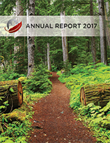 CCAB Annual Report 2017 cover