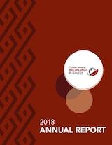 CCAB Annual Report 2018 Cover