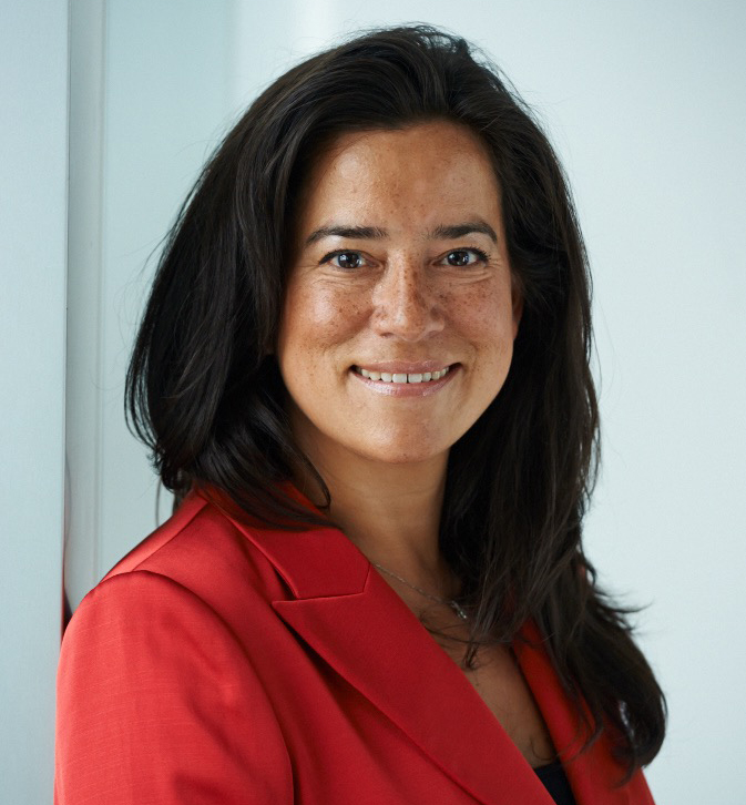 Minister Jody Wilson-Raybould - Headshot - Twitter - Red Jacket cropped