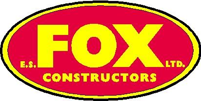 Fox Logo Tag