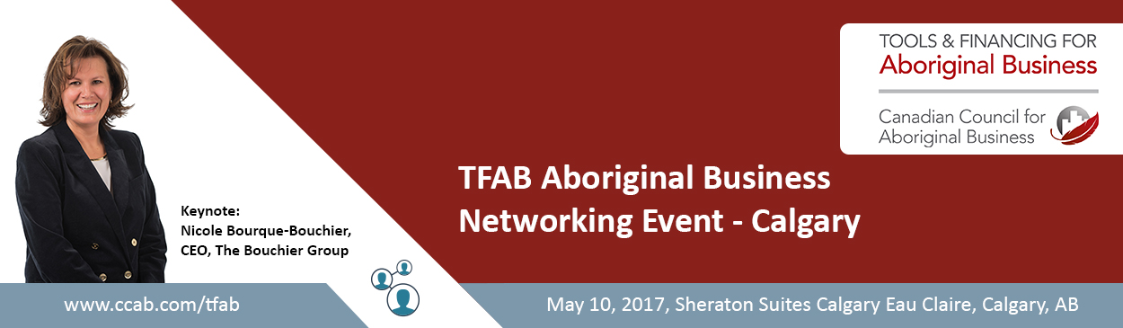 TFAB Events Banner - Calgary Networking Event
