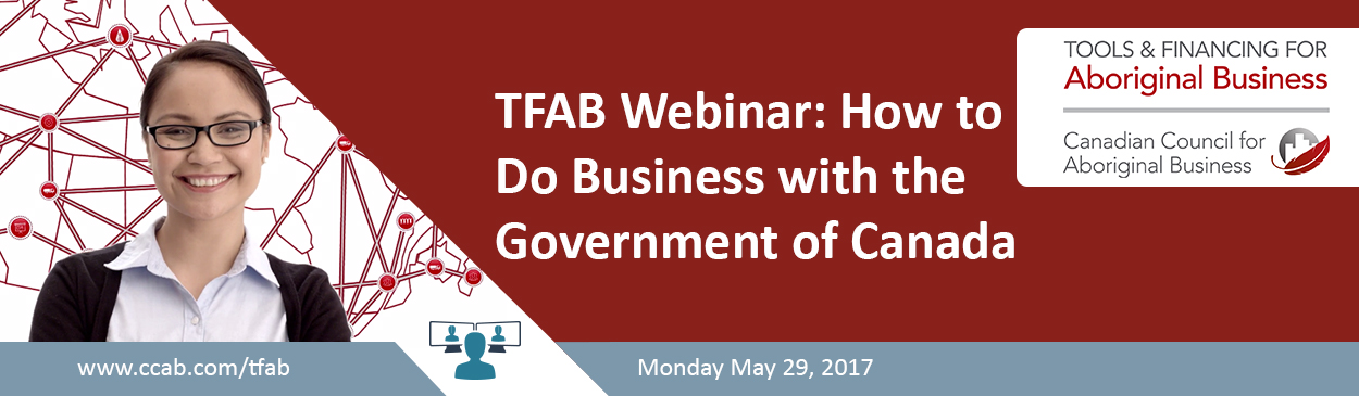 TFAB Events Banner - Webinar - How to do bus with gov of can