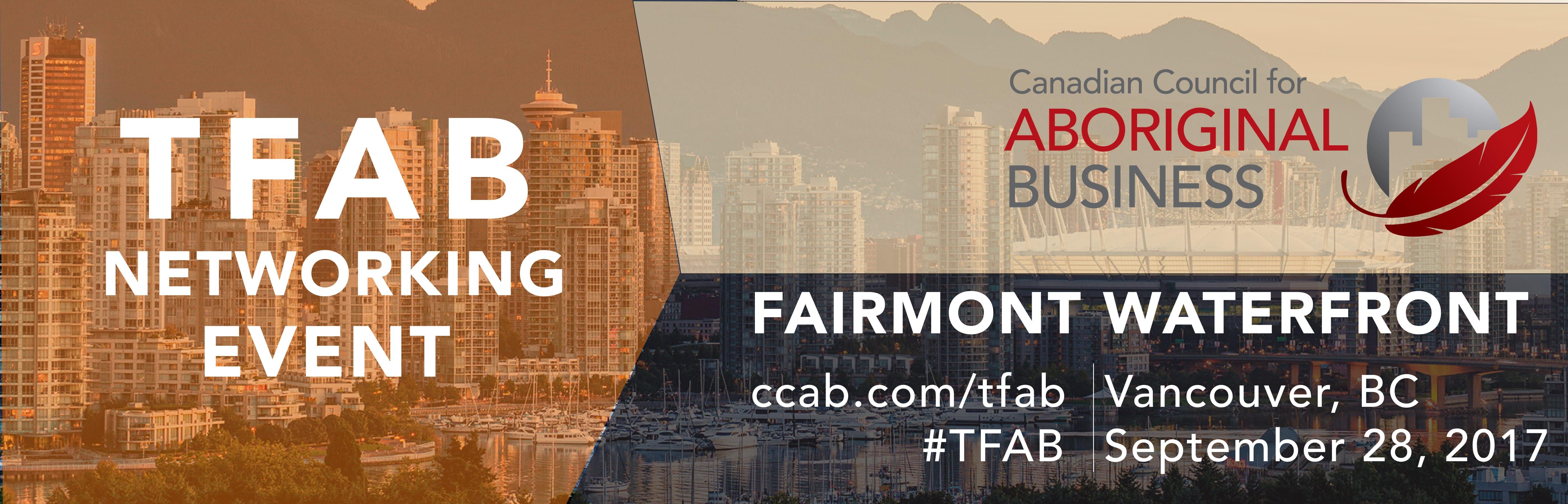 TFAB Van Web banner