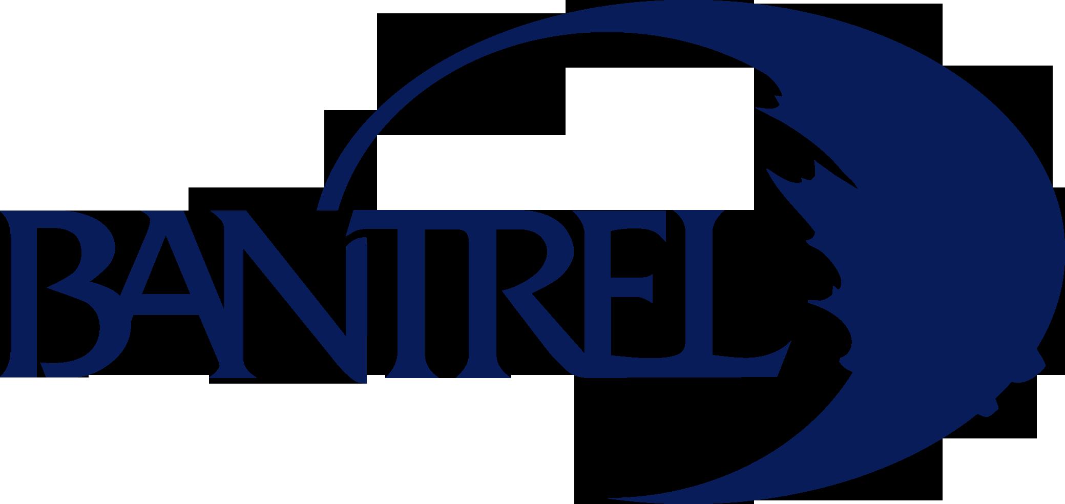 Bantrel Logo Blue PNG
