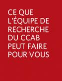 CCAB_ActivitésDeRecherche